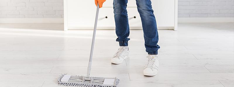 Limpieza y fregado, ¿por qué es tan importante?