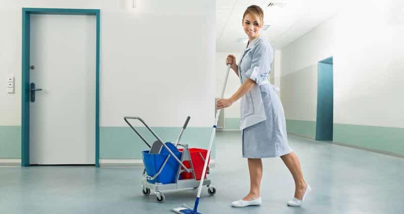 ¿Por qué optar por una empresa de limpieza en Madrid?