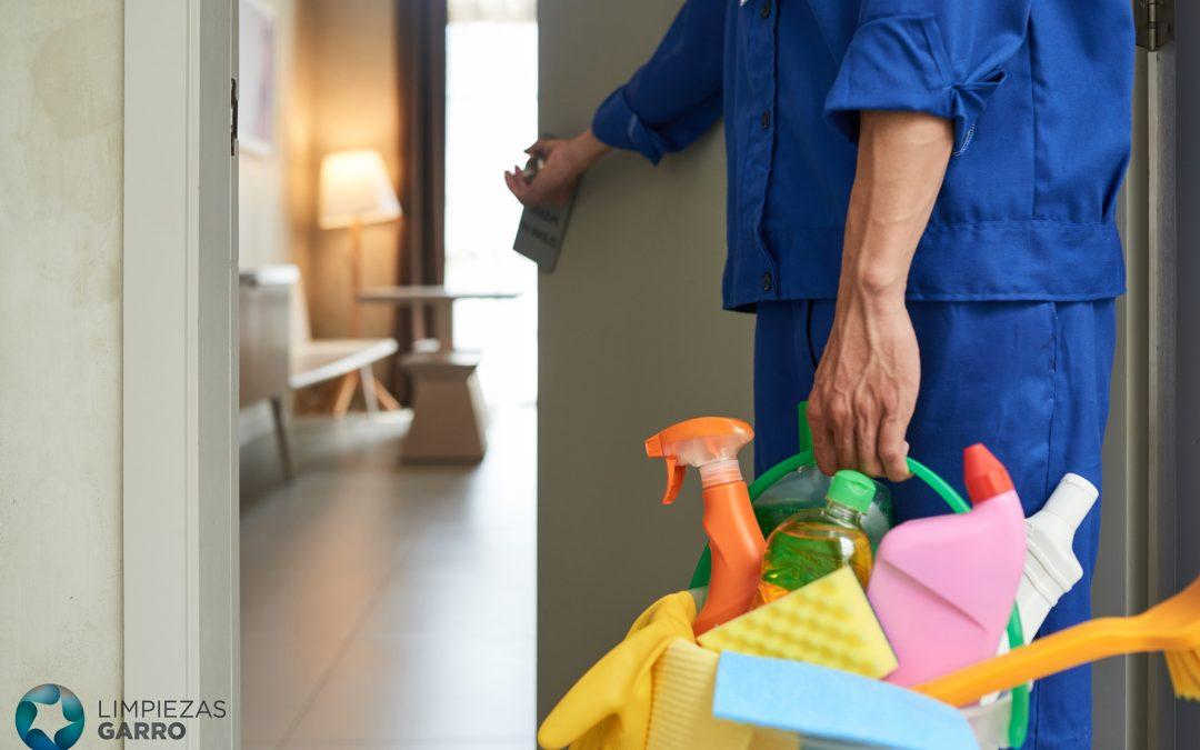 ¿Qué servicios te ofrece nuestra empresa de limpieza?