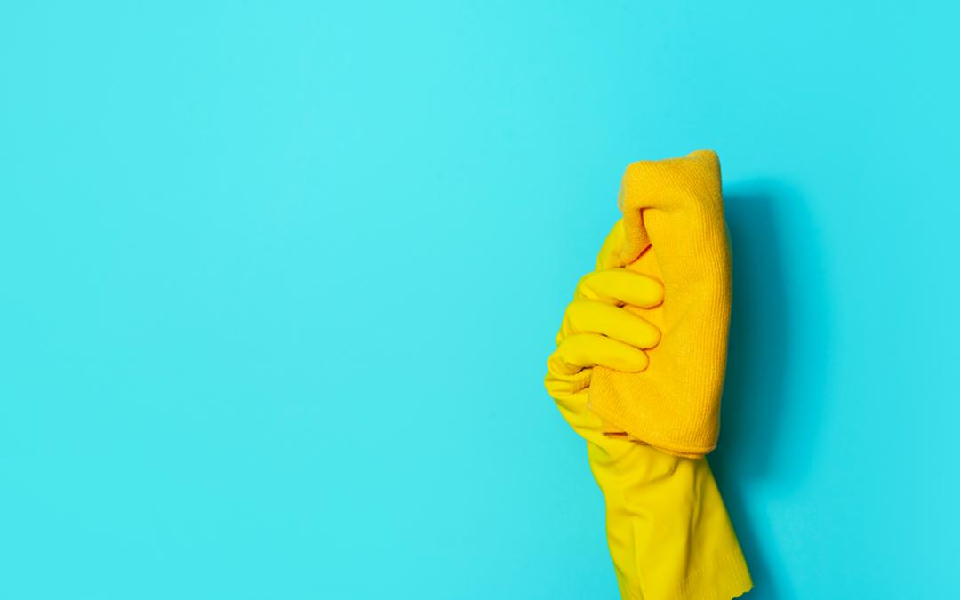 Cómo organizar la limpieza en una comunidad de vecinos
