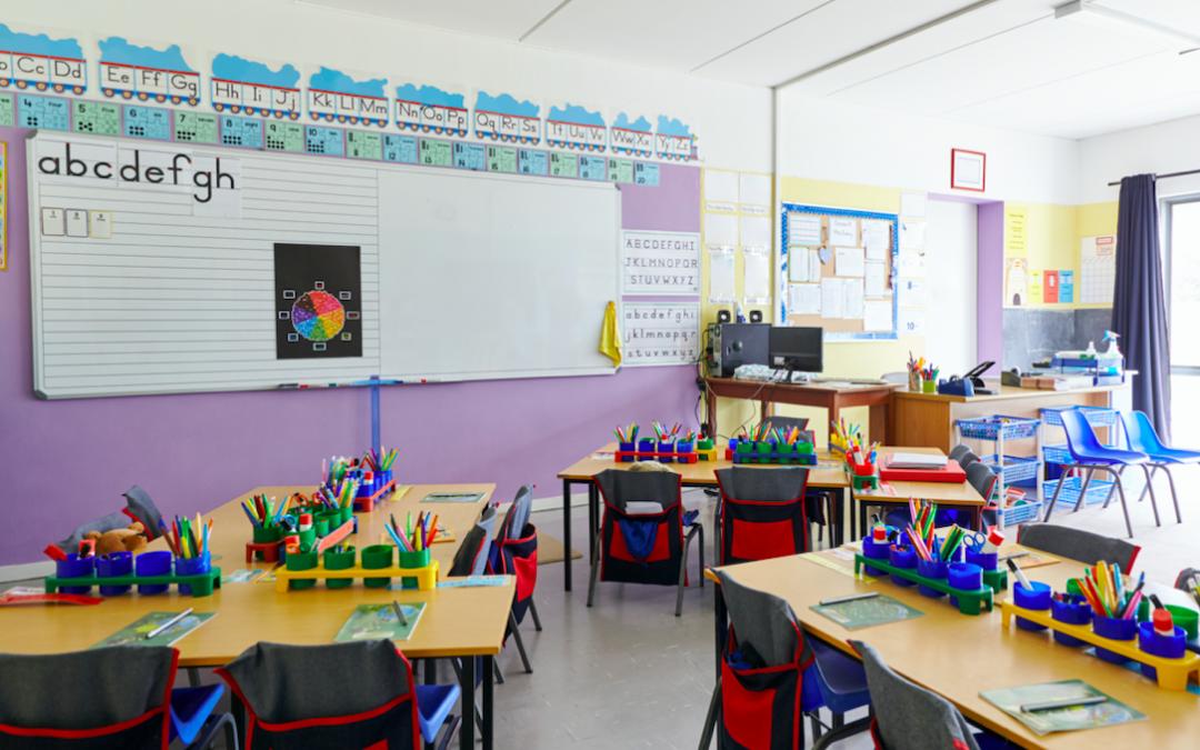 Limpieza de colegios: cómo realizarla de manera correcta