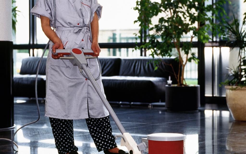 empresas de limpieza de oficinas en Madrid