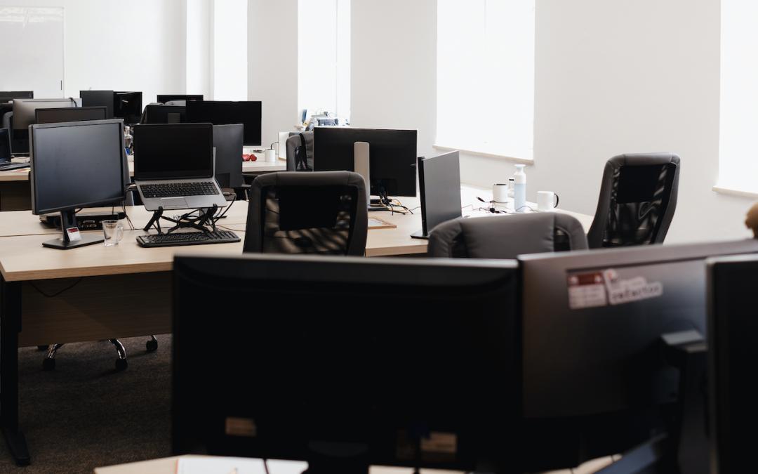 La relación entre la limpieza del espacio de trabajo y la productividad