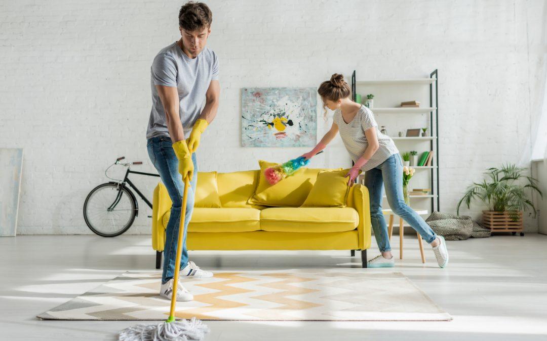 10 consejos para mantener la casa limpia en verano