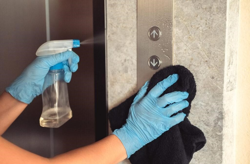 Limpieza de portales: un servicio necesario para tu comunidad de vecinos